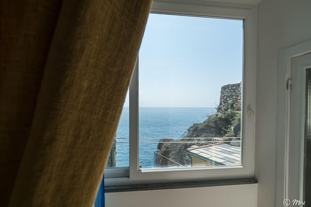 Dvojlôžková izba s panoramatickým výhľadom, 1 dvojlôžko, výhľad na more - Izba