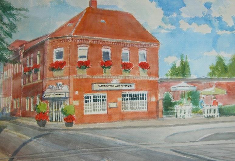 โรงแรมร้านอาหารเกสเชอร์มันน์, Sendenhorst