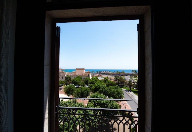 Port Plaza Apartments, Tarragona, Appartamento, 1 camera da letto, vista mare, Camera