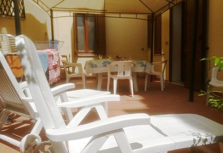 Casa Granchio, Alghero, Appartamento, 2 camere da letto, Terrazza/Patio