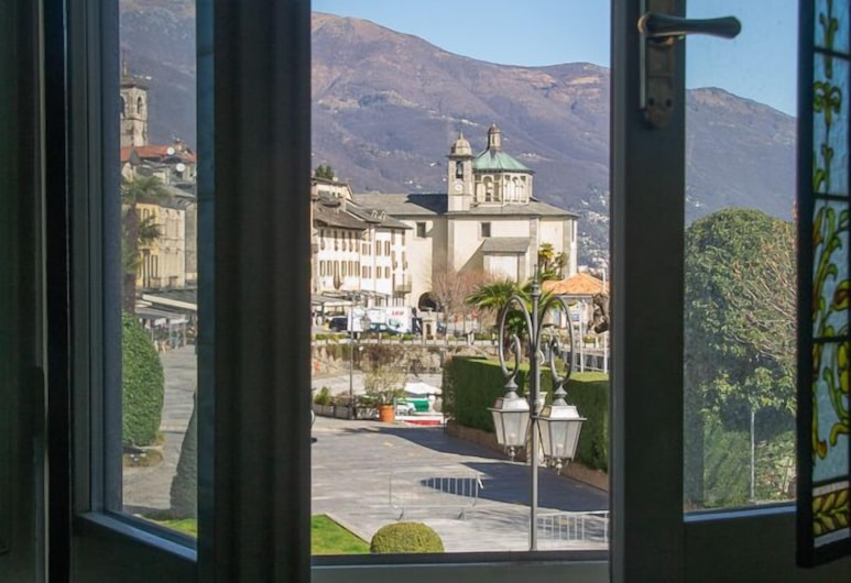Casa Stoppani - WelcHome, Cannobio, Apartment, 1 Bedroom, Lake View, View from room