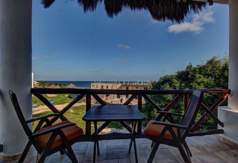 Turtle B3 - Two Bedroom Apartment, Puerto Morelos, Apartment, 2 Bedrooms, Hot Tub, Ocean View, Balcony