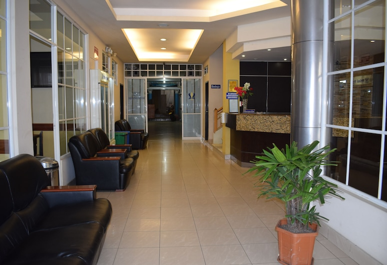 Hotel Plaza Central, Huaquillas, Interior Entrance