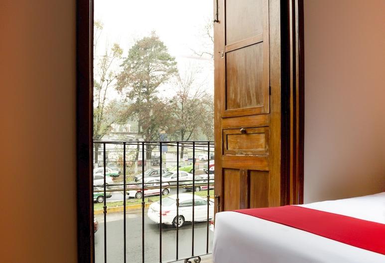 Hotel Museo, Xalapa, Standard Δωμάτιο, 2 Διπλά Κρεβάτια, Θέα στην Πόλη, Θέα δωματίου