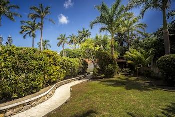 Mynd af Harbour View Vacation Apartments í Belize City
