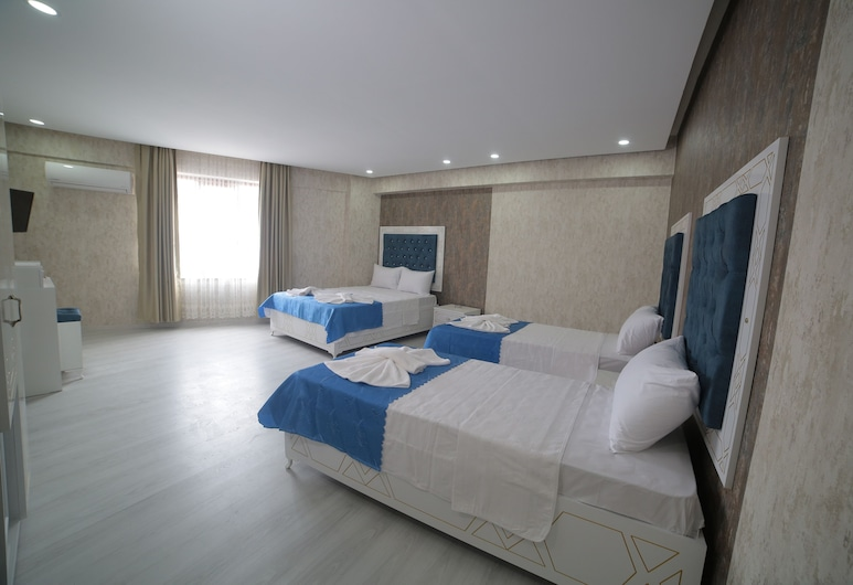 Hotel Aksaray, Istanbul, Suite, Guest Room