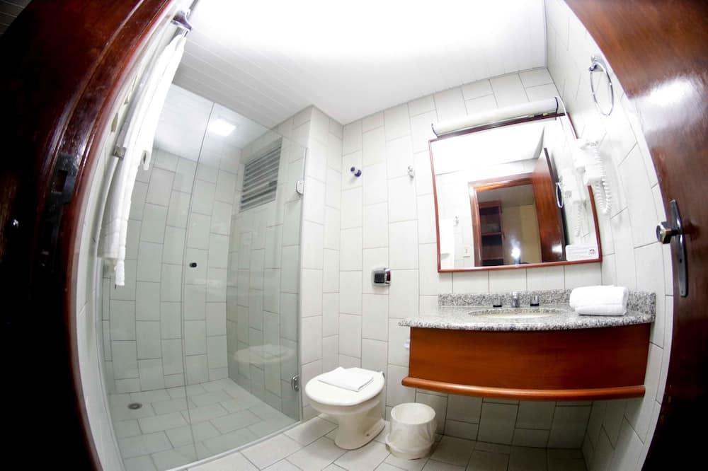 Departamento Deluxe (Single) - Baño