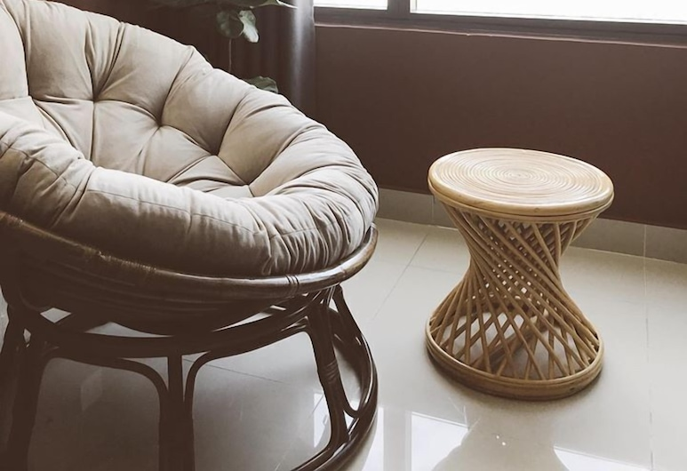 Easy Easy Homestay, Ho Chi Minh City, Design Double Room, Living Room
