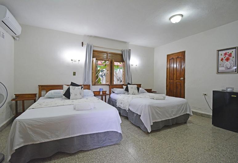 كاسا هوستال باهيا بلانكا, سينفيغوس, غرفة مزدوجة أو بسريرين منفصلين, غرفة نزلاء