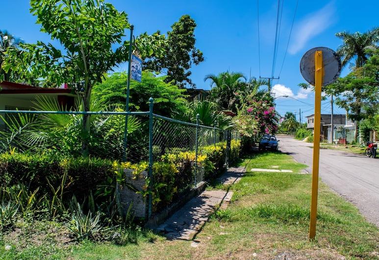 Casa Hostal Bahia Blanca, Cienfuegos, Teren przynależny do obiektu