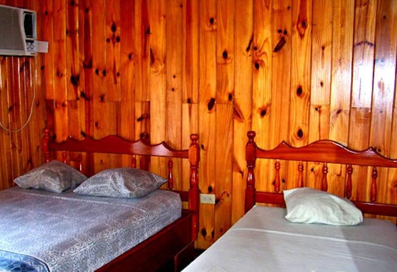 Hotel Sagitario, Bocas del Toro, Üç Kişilik Oda, Birden Çok Yatak, Oda