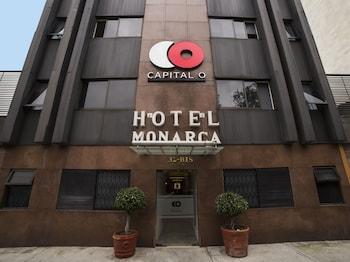 在墨西哥城的首都 O 蒙纳卡酒店照片