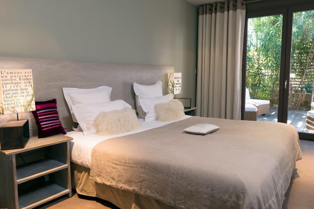 더블룸, 정원 전망 - 객실