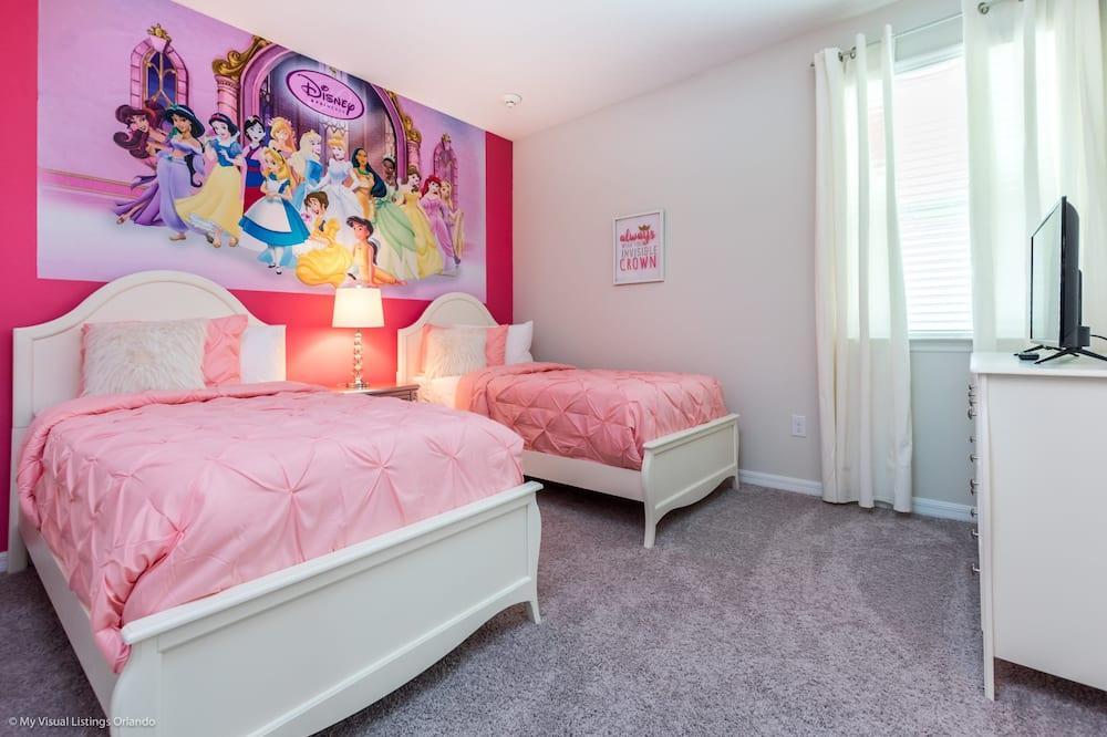 Dom, viacero postelí - Hrací kútik/izba pre deti