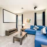 Dom, viacero postelí - Obývacie priestory