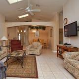 Dom, 5 spální - Obývacie priestory