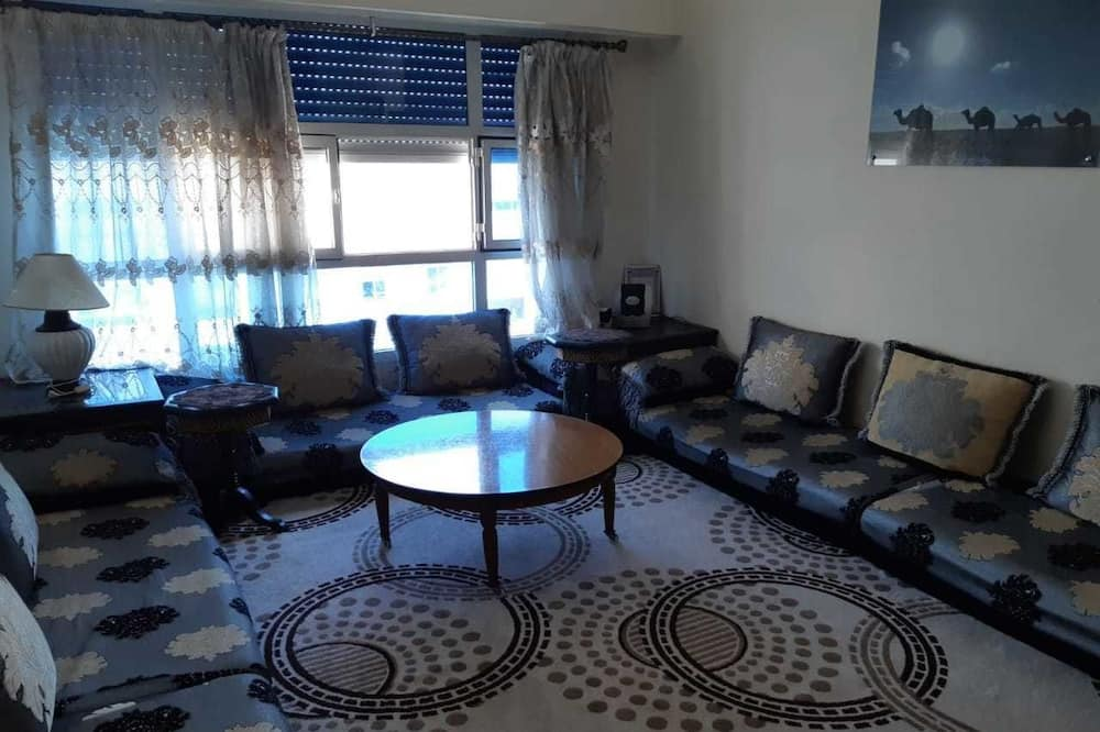 經典公寓, 2 間臥室 - 客廳