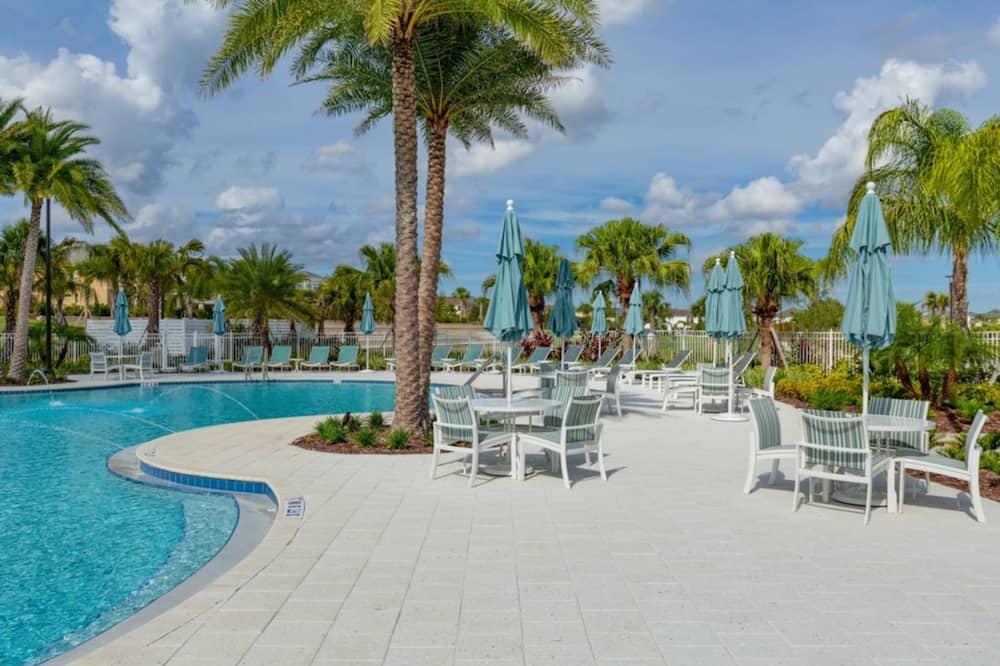 Vila typu Signature, viacero postelí - Vonkajší bazén