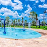 Mestský dom, 2 spálne - Detský bazén