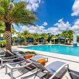 Dom, viacero postelí - Vonkajší bazén