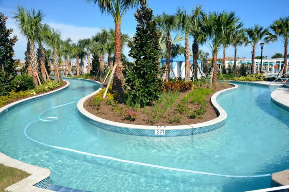 Vila, 6 ložnic - Venkovní bazén