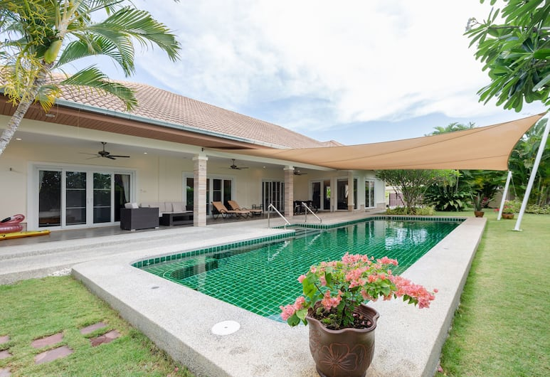 私人泳池別墅 3 房 OPH3 酒店, Hua Hin