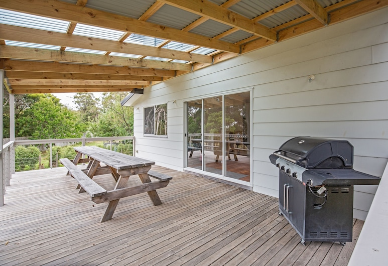 Bay Breeze Retreat, Cowes, Terrace/Patio