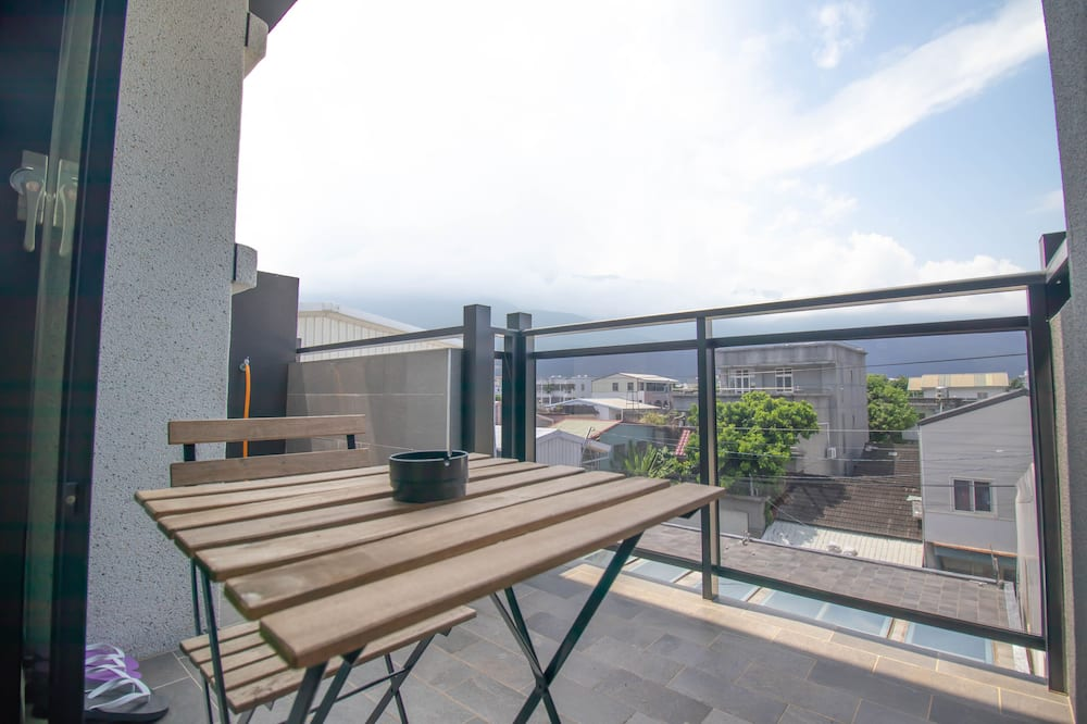Habitación cuádruple Elite, 1 habitación, balcón - Habitación