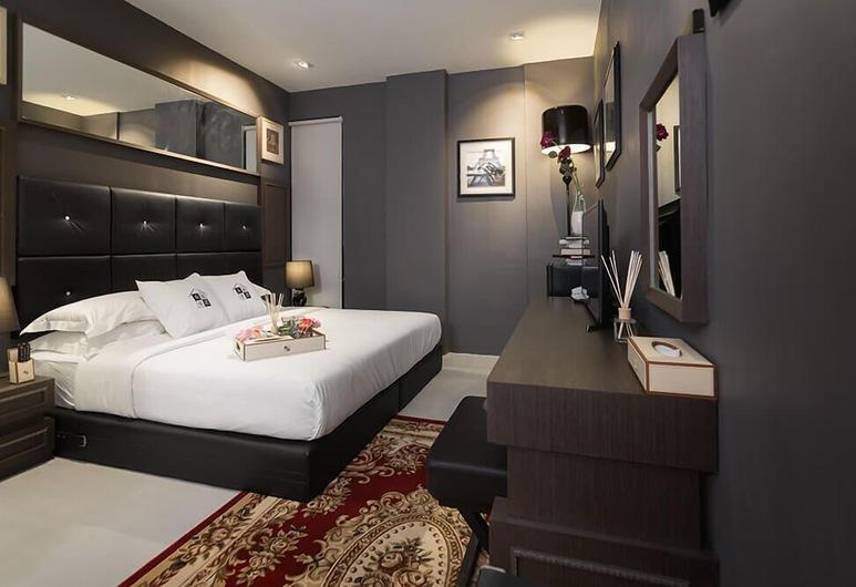 樂安酒店, 桑多亞, 客房, 1 張特大雙人床 (Supreme), 客房