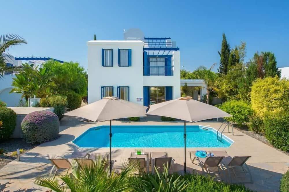Villa, 3 Bedrooms, Private Pool, Sea View - Private pool