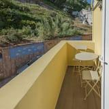 Apartmán, vlastná kúpeľňa - Výhľad z balkóna