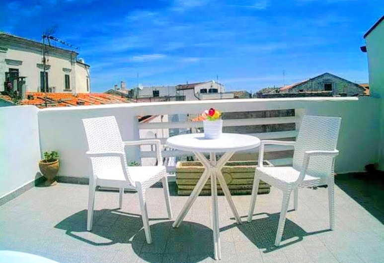 B&B Corte Giordani, Monte Sant'Angelo, Suite, Terraço, Terraço/Pátio Interior