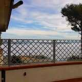 Comfort Double or Twin Room, Kitchenette, Courtyard View (Civetta) - Terrace/Patio