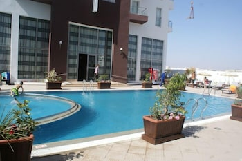 Fotografia do Sourebou Chez Appart Hotel Founty Beach em Agadir