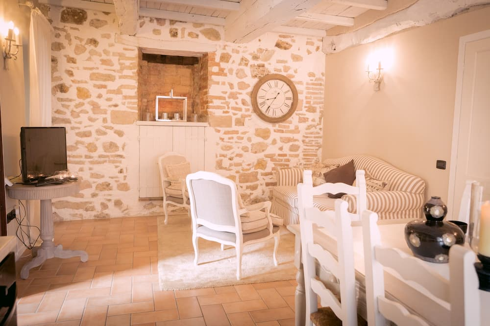 公寓, 2 間臥室 (Ortensia) - 客房內用餐