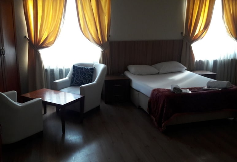 Kona Otel, Estambul, Habitación doble económica, Habitación
