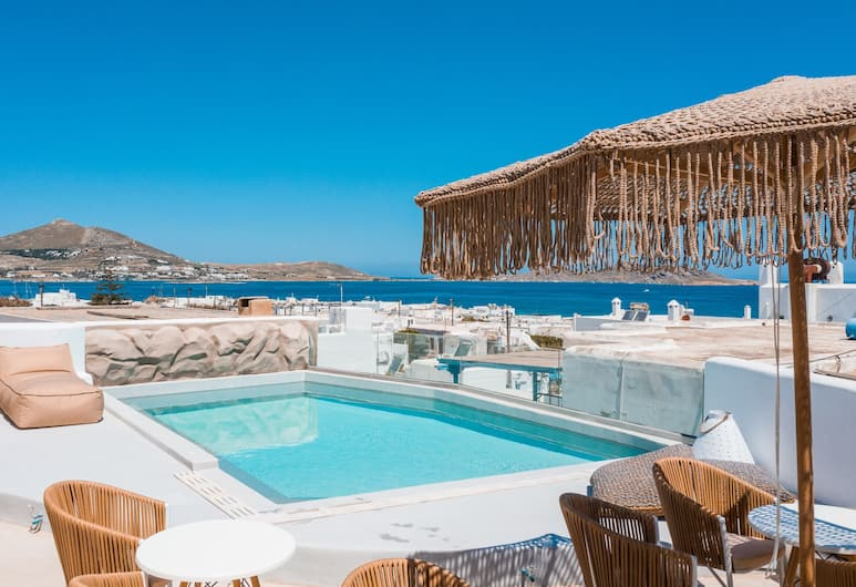Bohemian Luxury Boutique Hotel - Adults Only, Paros