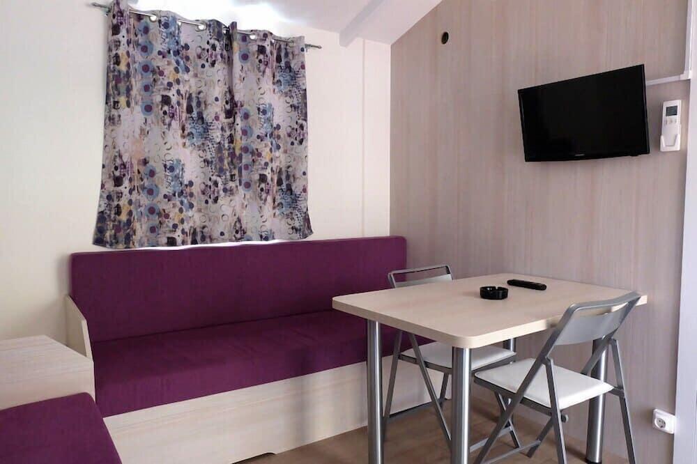 Μπανγκαλόου, 1 Υπνοδωμάτιο (Tipo A Superior) - Καθιστικό