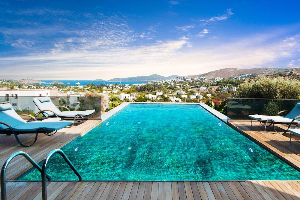 Villa, 3 habitaciones - Alberca privada