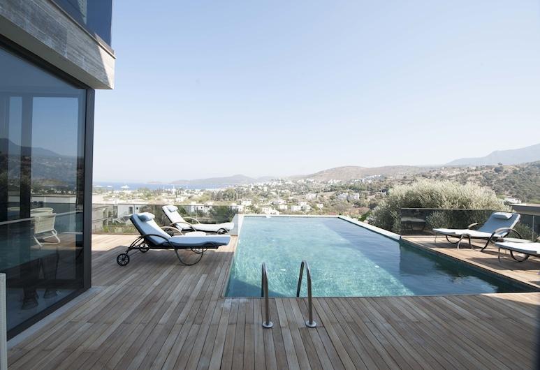 Vhillas Private Luxury Villa Turkbuku, Bodrum, Villa, 3 habitaciones, Alberca privada