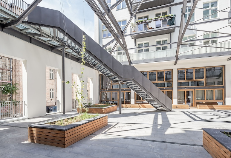 Nena Apartments Metropol Park Berlin - Mitte, Berlin, Interior