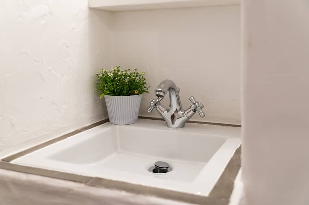 Panoramic Room, 1 Double Bed (Ulivo) - Bathroom Sink