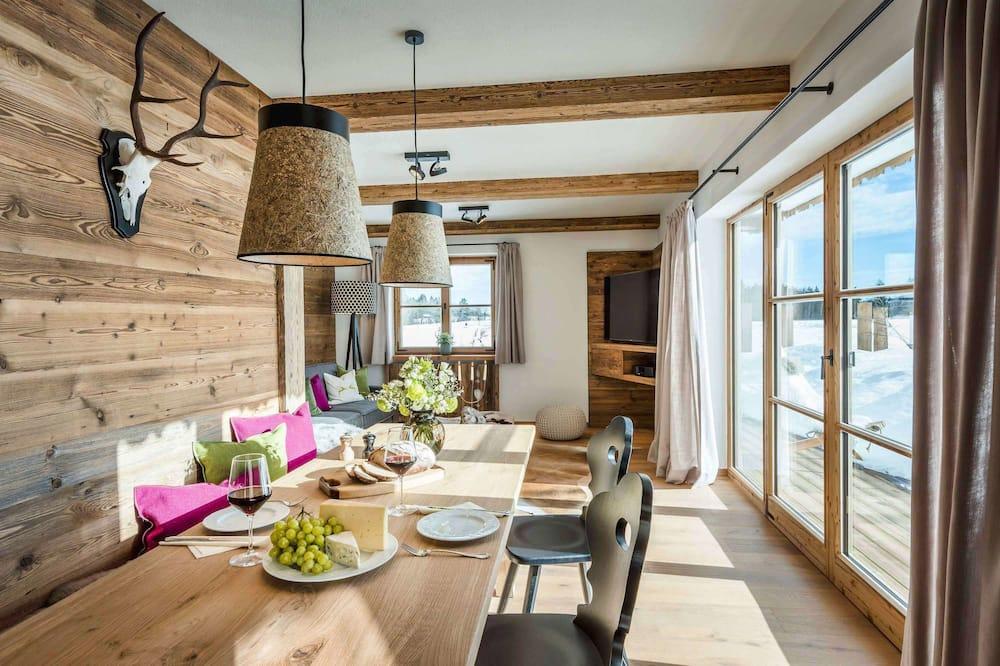 Apartament luksusowy, Wiele łóżek, widok na góry (Bergwiese) - Pokój