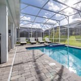 House, Multiple Beds - Indoor Pool