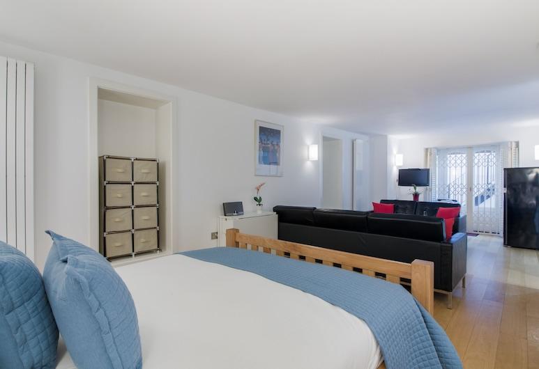 寬敞新國王路巢房酒店 - MMY, 倫敦, 豪華開放式套房 (1 Bedroom), 客房