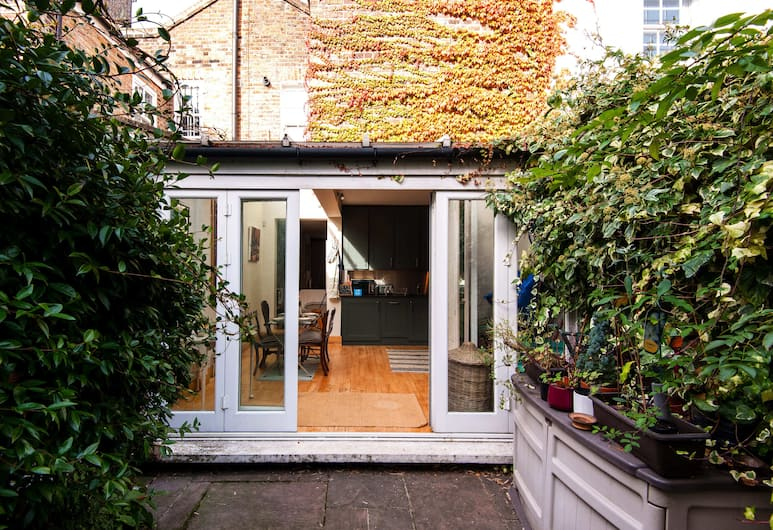 Cosy Childs Street House - IMN, London, Doppelzimmer (2 Bedrooms), Terrasse/Patio