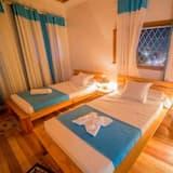 חדר בייסיק לשלושה, 3 מיטות יחיד - חדר אורחים