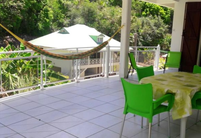 House With 2 Bedrooms in Le Gosier, With Furnished Garden and Wifi - 3 km From the Beach, Le Gosier