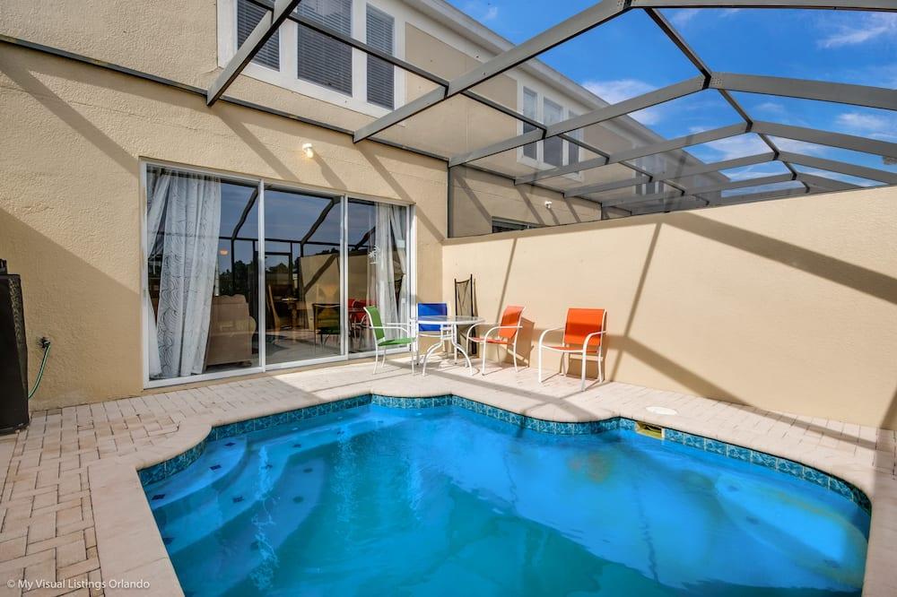 Mestský dom, 3 spálne - Vonkajší bazén