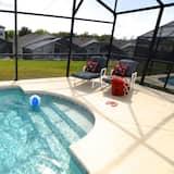 Villa, 4 habitaciones - Piscina al aire libre